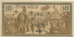 10 Cents INDOCHINE FRANÇAISE  1939 P.085d SPL