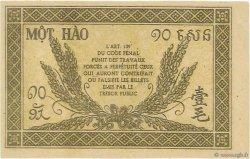10 Cents INDOCHINE FRANÇAISE  1942 P.089a pr.NEUF