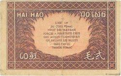 20 Cents INDOCHINE FRANÇAISE  1942 P.090 TB