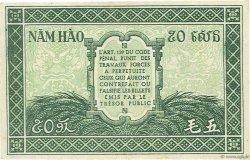 50 Cents INDOCHINE FRANÇAISE  1942 P.091a TTB