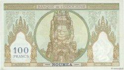100 Francs NOUVELLE CALÉDONIE  1963 P.42e TTB à SUP