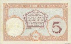 5 Francs TAHITI  1927 P.11c TTB+
