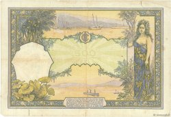 500 Francs TAHITI  1938 P.13b TB