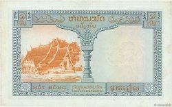 1 Piastre - 1 Kip INDOCHINE FRANÇAISE  1954 P.100 TTB