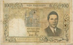 100 Piastres - 100 Dong INDOCHINE FRANÇAISE  1954 P.108 B