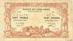 100 Francs DJIBOUTI  1920 P.05 TB+