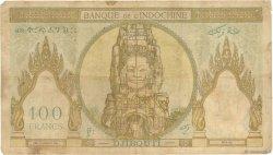 100 Francs DJIBOUTI  1931 P.08 B