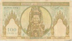 100 Francs DJIBOUTI  1931 P.08 pr.TB
