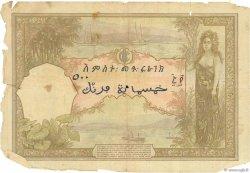 500 Francs DJIBOUTI  1927 P.09a AB