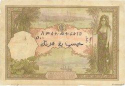 500 Francs DJIBOUTI  1927 P.09a TB