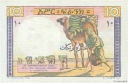 10 Francs DJIBOUTI  1946 P.19 SUP+
