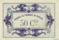 50 Centimes DJIBOUTI  1919 P.23 SPL