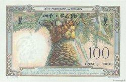 100 Francs DJIBOUTI  1952 P.26 pr.NEUF