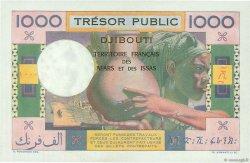 1000 Francs DJIBOUTI  1974 P.32 SUP+