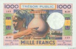 1000 Francs AFARS ET ISSAS  1974 P.32 pr.NEUF