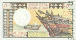500 Francs DJIBOUTI  1975 P.33s SUP+