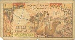 1000 Francs DJIBOUTI  1979 P.37a AB