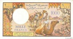 1000 Francs DJIBOUTI  1979 P.37a SUP