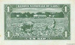 1 Kip LAOS  1957 P.01b SPL