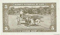 5 Kip LAOS  1957 P.02a pr.NEUF