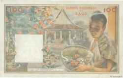 100 Kip LAOS  1957 P.06a TTB+
