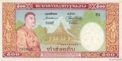 500 Kip LAOS  1957 P.07a pr.NEUF