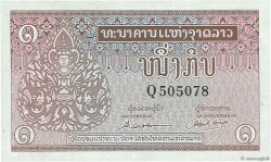 1 Kip LAOS  1962 P.08a NEUF