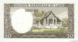 20 Kip LAOS  1963 P.11a NEUF