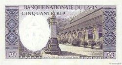 50 Kip LAOS  1963 P.12a pr.NEUF