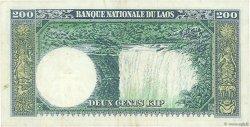 200 Kip LAOS  1963 P.13a TTB