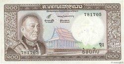 100 Kip LAOS  1974 P.16a TTB+