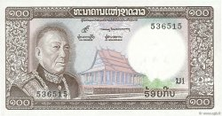100 Kip LAOS  1974 P.16a NEUF