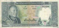 5000 Kip LAOS  1975 P.19a TB+
