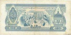 100 Kip LAOS  1975 P.23a TTB