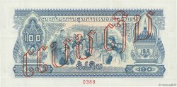 100 Kip LAOS  1975 P.23s SPL