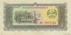 10 Kip LAOS  1979 P.27a TTB