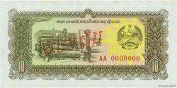 10 Kip LAOS  1979 P.27s NEUF