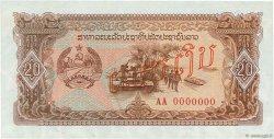 20 Kip LAOS  1979 P.28s NEUF