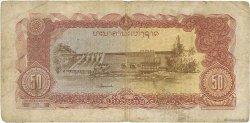 50 Kip LAOS  1979 P.29a TB