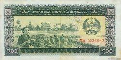 100 Kip LAOS  1979 P.30a TTB