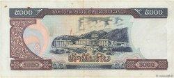 5000 Kip LAOS  1997 P.34a TTB