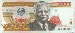 20000 Kip LAOS  2002 P.36a NEUF