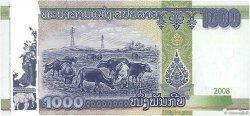 1000 Kip LAOS  2008 P.39a NEUF