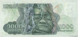 1000 Riels CAMBODGE  1972 P.17a pr.NEUF