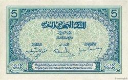 5 Francs MAROC  1924 P.09 SUP+