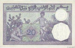 20 Francs type 1912 ALGÉRIE  1939 P.078c SUP+