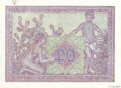 20 Francs type 1943 ALGÉRIE  1945 P.092b pr.SPL