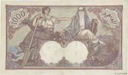 1000 Francs type 1926 ALGÉRIE  1938 P.083a TTB+