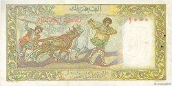 1000 Francs type 1946 Isis ALGÉRIE  1947 P.104 SUP
