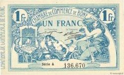 1 Franc Bône ALGÉRIE  1915 JP.138.03 SPL